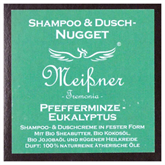 "Meißner Duschnuggets ""Pfefferminze-Eukalyptus"" 95g"
