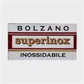 Rasierklingen BOLZANO SUPERINOX - 5 Klingen