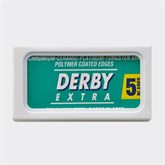 Rasierklingen DERBY EXTRA - 5 Klingen