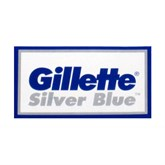 Rasierklingen GILLETTE SILVER BLUE - 5 Klingen