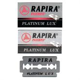 Rasierklingen RAPIRA Platinum Lux - 5 Klingen