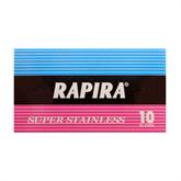 Rasierklingen RAPIRA Super Stainless - 10 Klingen