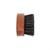 Bartbürste Typ 1, Birnbaumholz geölt, Naturborste