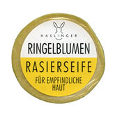 "HASLINGER Rasierseife ""Ringelblume"" 60g"