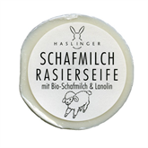 "HASLINGER Rasierseife ""Schafmilch"" 60g"