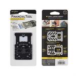 NiteIze Financial Tool in schwarz